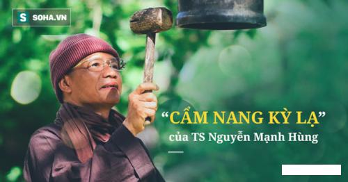 """10 năm không dùng thuốc Tây vẫn rất khỏe: Bạn có lặng người khi đọc \""""cẩm nang kỳ lạ\"""" của TS Nguyễn Mạnh Hùng?"""
